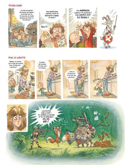 Page 2 we are family tome 1 - il était deux petits hommes