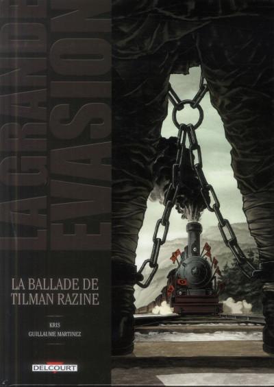 image de La Grande Évasion tome 7 - La Balade de Tilman Razine