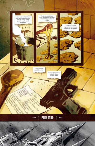 Page 2 sweets ; Meutres à la Nouvelle-Orléans
