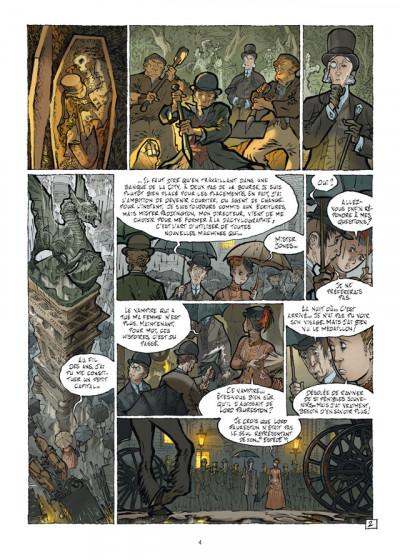 Page 2 D tome 3 - Monsieur Caulard