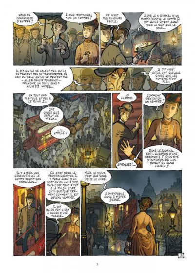 Page 3 D tome 3 - Monsieur Caulard