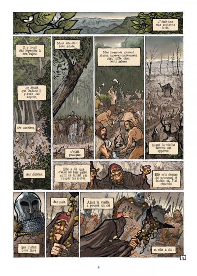 Page 4 D tome 3 - Monsieur Caulard
