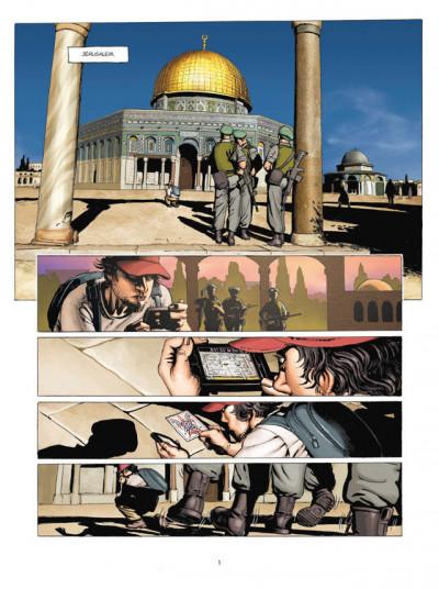 Page 1 L'histoire secrète tome 32 - apocalypto