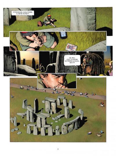 Page 2 L'histoire secrète tome 32 - apocalypto