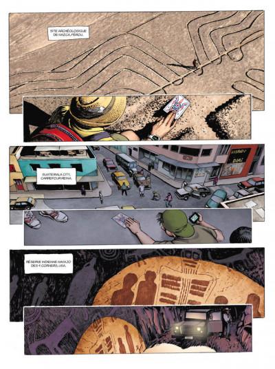 Page 4 L'histoire secrète tome 32 - apocalypto