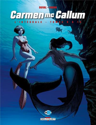 Couverture Carmen Mc Callum - Coffret tome 4 (tome 9 à tome 12)