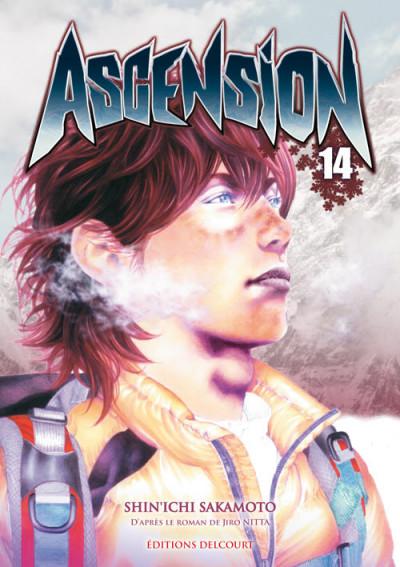 Couverture ascension tome 14