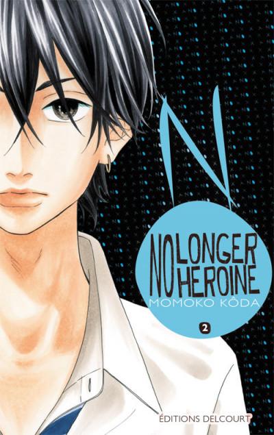 image de No longer heroine tome 2