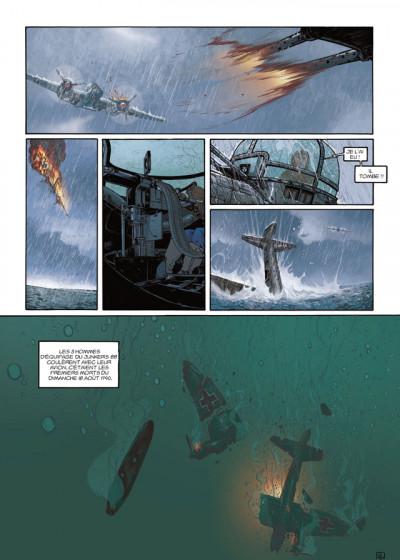 Page 2 Lignes de Front tome 2 - Le Vol de l'aigle