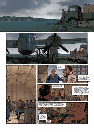 Page 3 Lignes de Front tome 2 - Le Vol de l'aigle