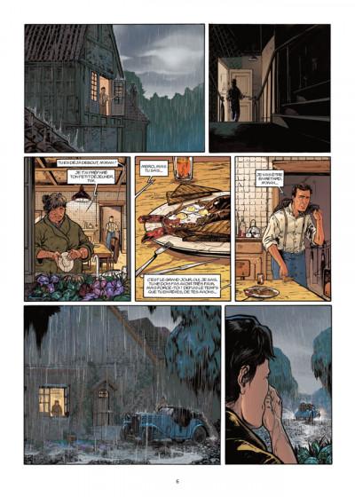 Page 4 Lignes de Front tome 2 - Le Vol de l'aigle