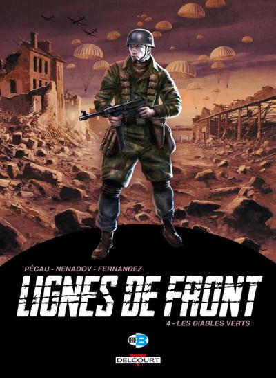 image de Lignes de Front tome 4 - Les Diables verts