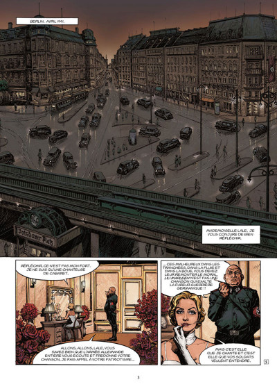 Page 1 Lignes de Front tome 4 - Les Diables verts