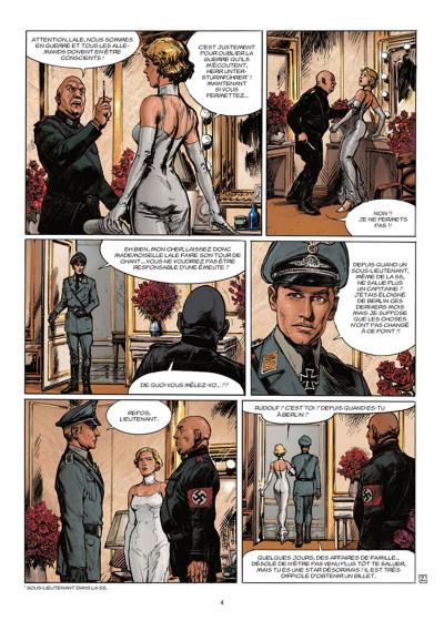 Page 2 Lignes de Front tome 4 - Les Diables verts