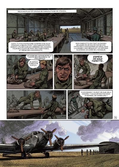 Page 4 Lignes de Front tome 4 - Les Diables verts