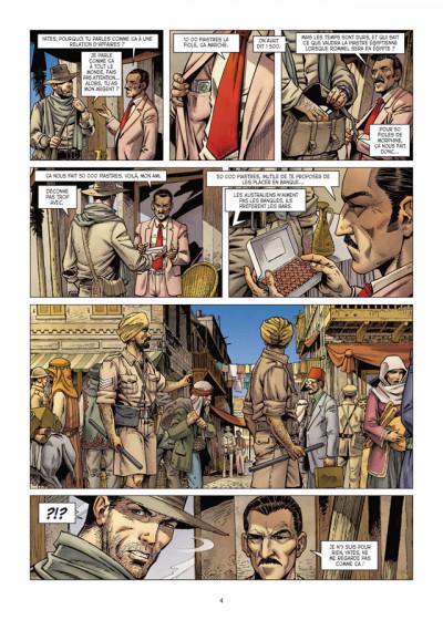 Page 2 Lignes de Front tome 3 - LRDG