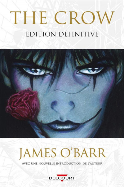 Couverture the crow