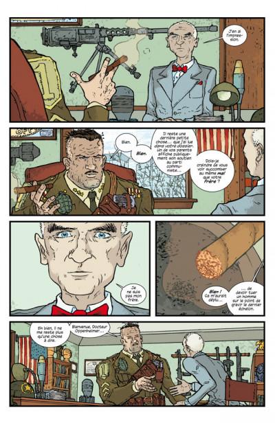 Page 2 projets Manhattan tome 1 - nouvelles expériences