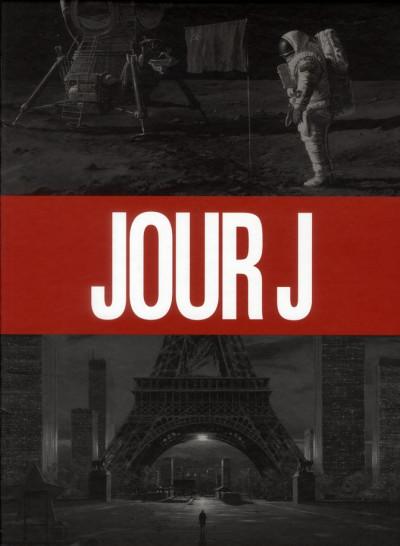 Couverture jour J - Coffret tome 1 à tome 4 (éd. 2017)