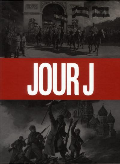 Dos jour J - Coffret tome 1 à tome 4 (éd. 2017)
