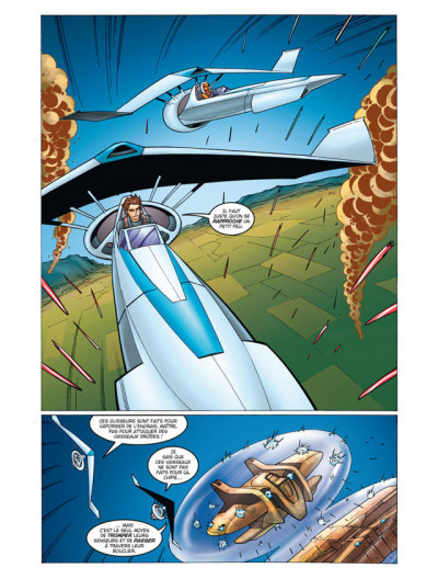 Page 2 star wars - the clone wars tome 1 - coup de main sur Maarka