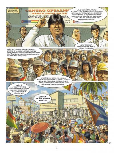 Page 1 l'homme de l'année tome 4 - 1967 - l'homme qui tua Che Guevara