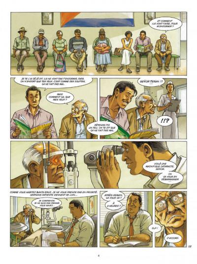 Page 2 l'homme de l'année tome 4 - 1967 - l'homme qui tua Che Guevara