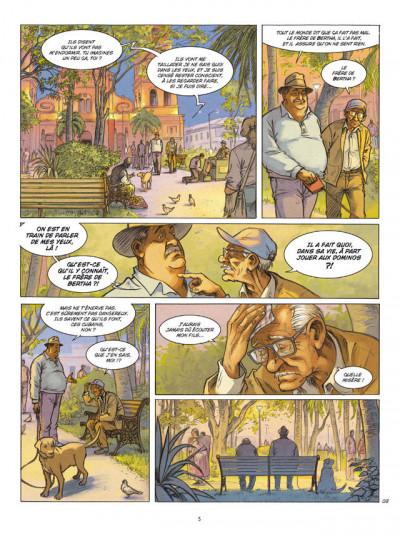 Page 3 l'homme de l'année tome 4 - 1967 - l'homme qui tua Che Guevara