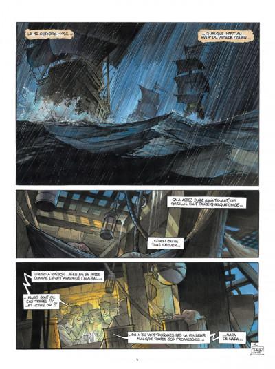 Page 1 L'Homme de l'année Tome 6 - 1492 - L'homme grâce à qui on découvrit les Amériques