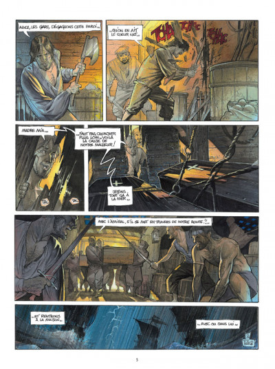 Page 3 L'Homme de l'année Tome 6 - 1492 - L'homme grâce à qui on découvrit les Amériques