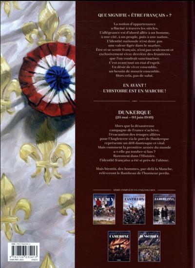 Dos Champs d'honneur tome 5 - Dunkerque - Juin 1940