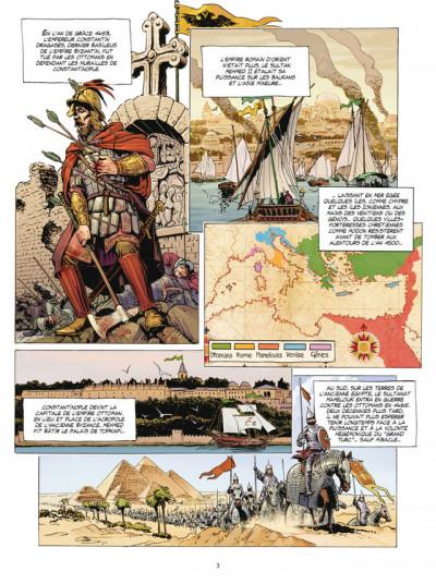 Page 1 jour J T.12 - le lion d'Egypte