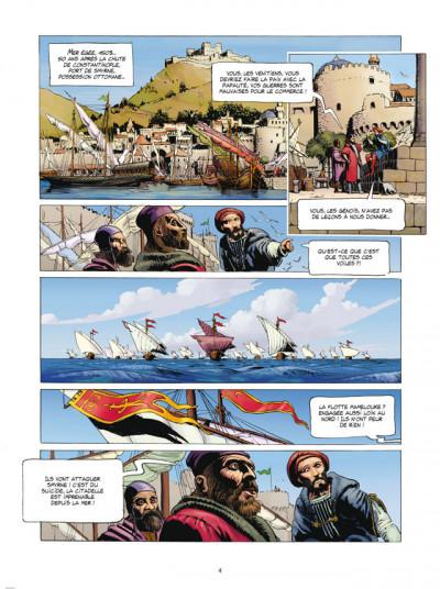 Page 2 jour J T.12 - le lion d'Egypte