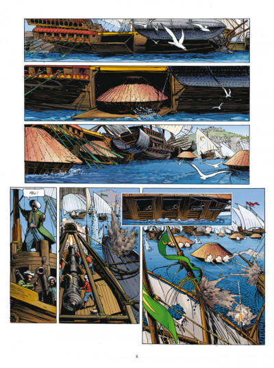 Page 4 jour J T.12 - le lion d'Egypte