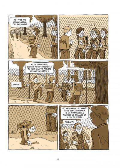 Page 3 Ce n'est pas toi que j'attendais
