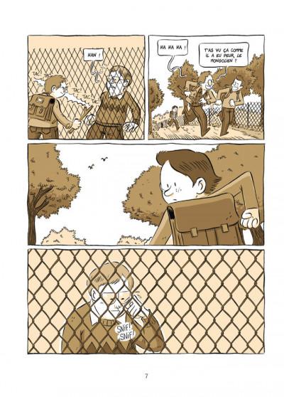 Page 4 Ce n'est pas toi que j'attendais