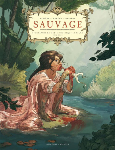 Couverture Sauvage