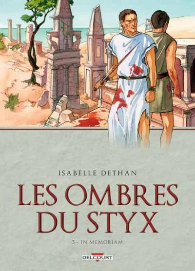 Couverture Les Ombres du Styx tome 3 - In memoriam