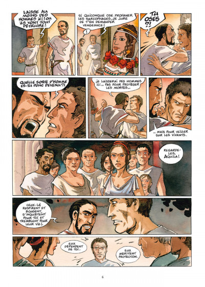 Page 4 Les Ombres du Styx tome 3 - In memoriam