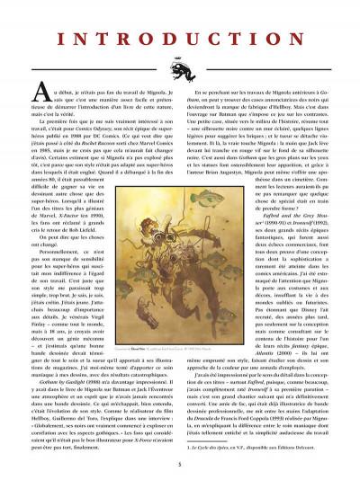 Page 5 Hellboy - la bible infernale
