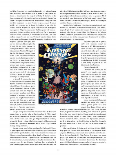 Page 6 Hellboy - la bible infernale