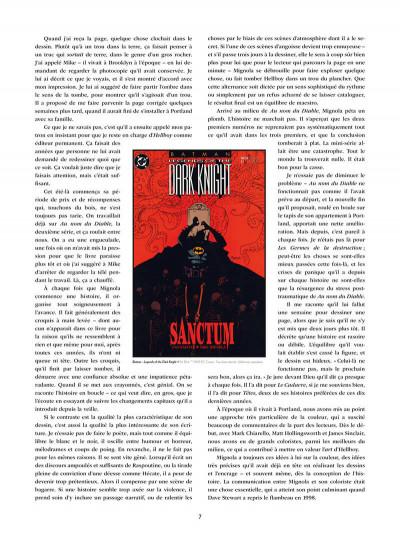 Page 7 Hellboy - la bible infernale