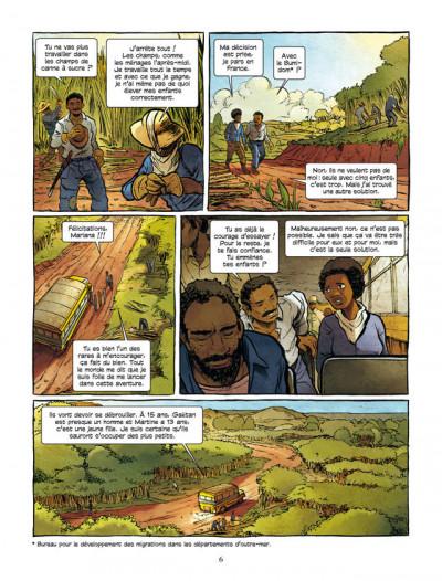 Page 2 Notre histoire Tome 1