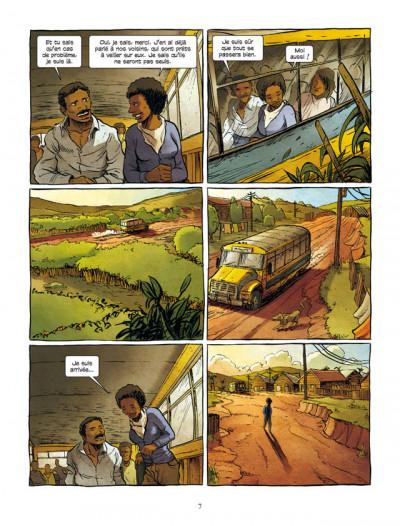 Page 3 Notre histoire Tome 1