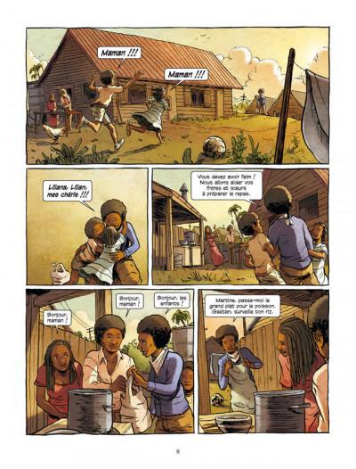 Page 4 Notre histoire Tome 1