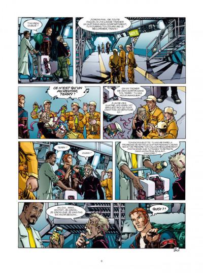 Page 2 Travis - intégrale tome 2
