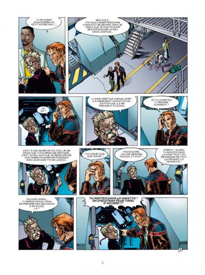 Page 3 Travis - intégrale tome 2