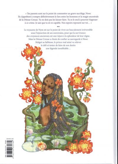 Dos La Légende de Noor tome 1