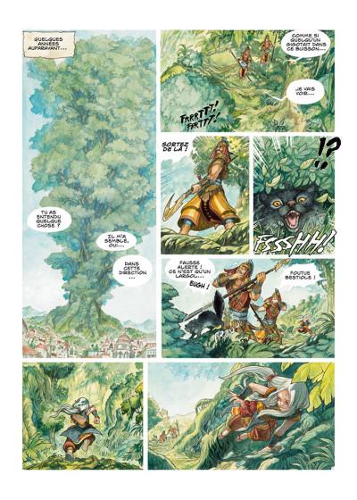 Page 3 La Légende de Noor tome 1