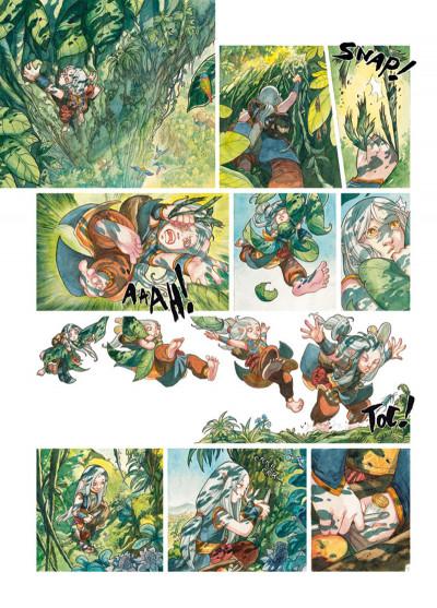 Page 4 La Légende de Noor tome 1